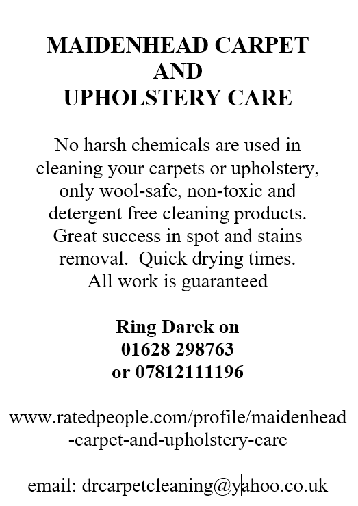 Maidenhead Carpet and Upholstery Care