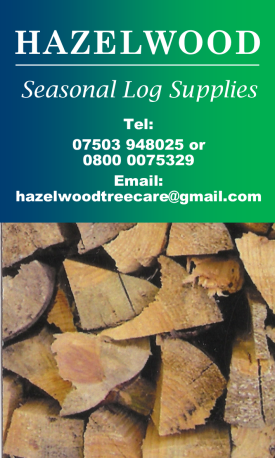 Hazelwood Logs