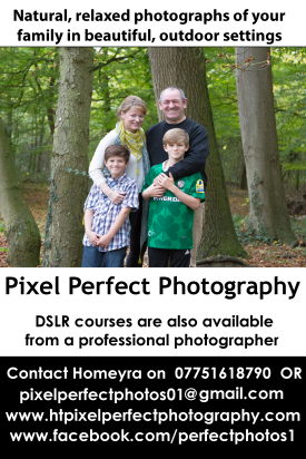 Pixel Perfect Photography